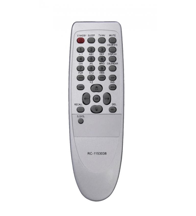 ПДУ для Горизонт/Rolsen/TCL/Polar RC - 1153038 (серия НРН077)