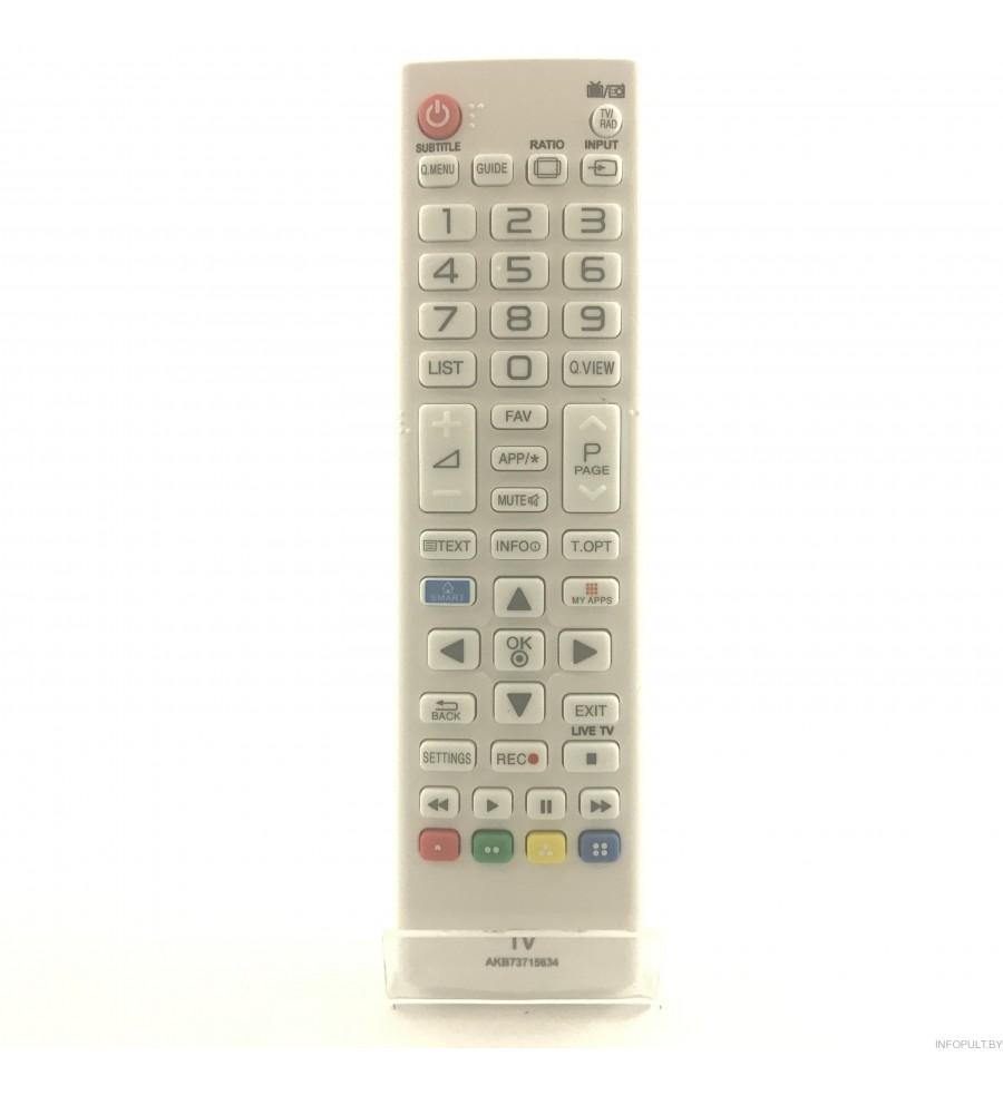 Пульт LG AKB73715634