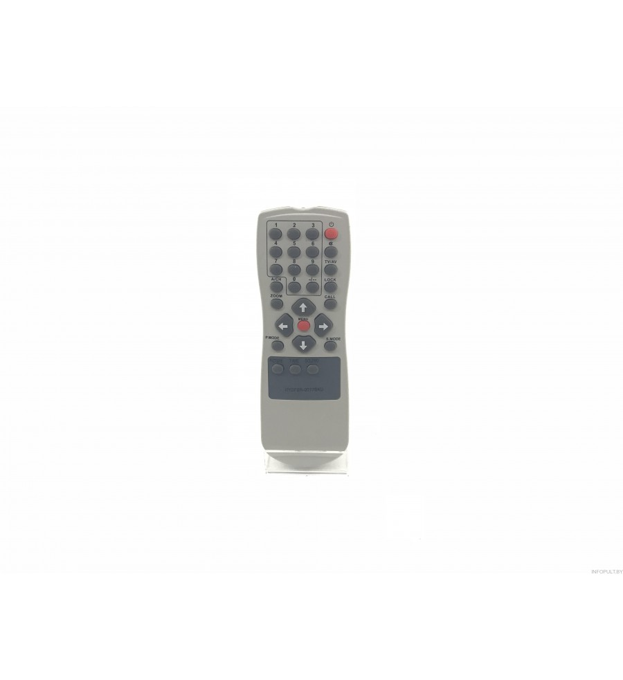 Пульт Bork HYDFSR 0077BKU TV ic