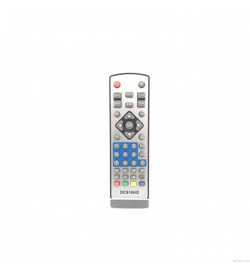 Пульт D-Color DC910HD ic DVB-T2