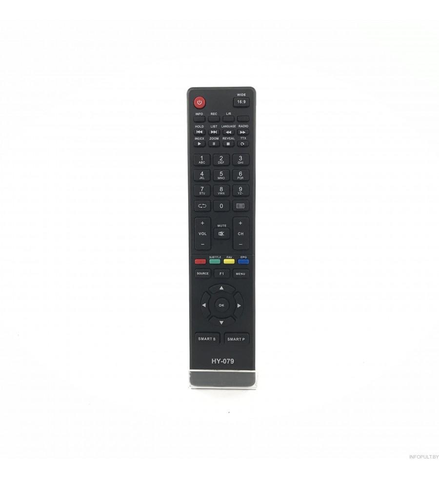 Пульт Fusion HY-079 (FLTV-32T24) ic LCD TV SMART NEW