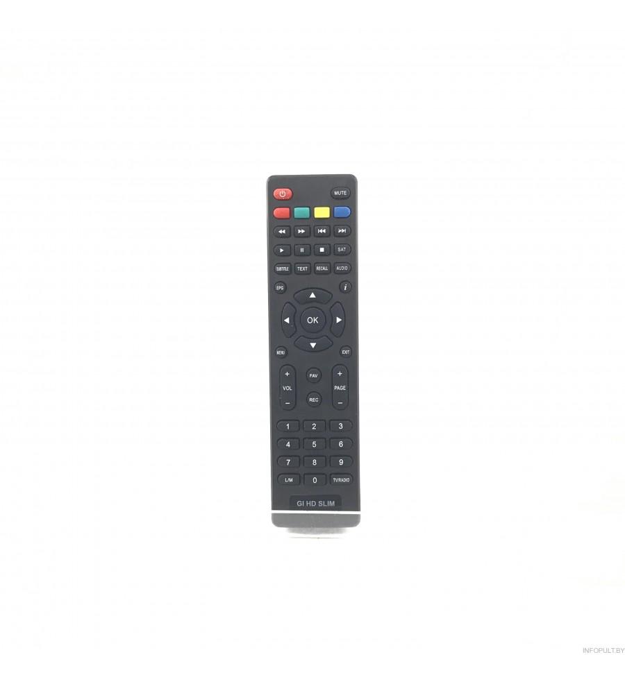 Пульт Galaxy lnnovations (Gi) HD SLIM T2 ic DVB-T2