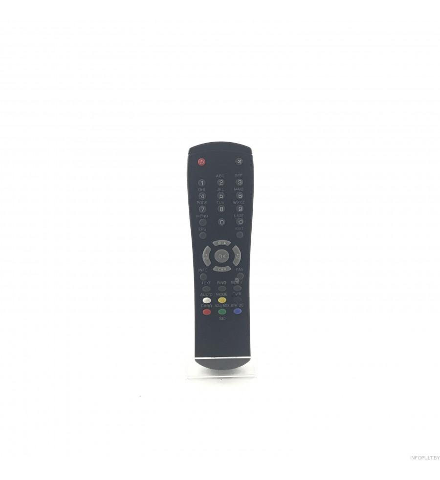 Пульт Globo x80 (Телекарта) ic