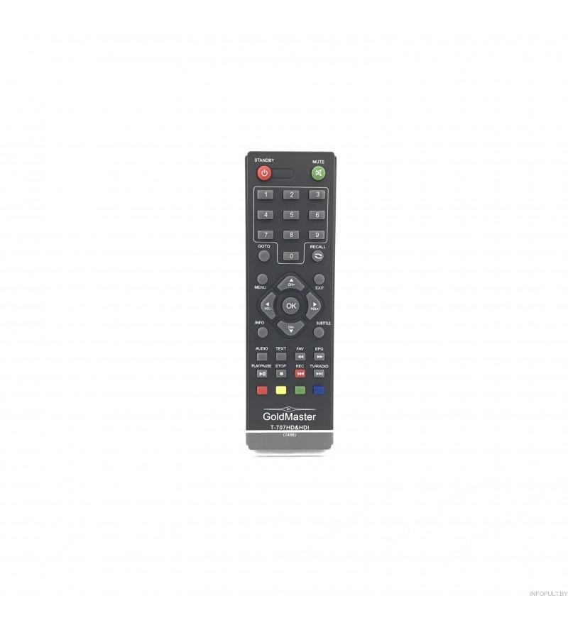 GoldMaster T-707 HD&HDL DVB-T2 (mini)