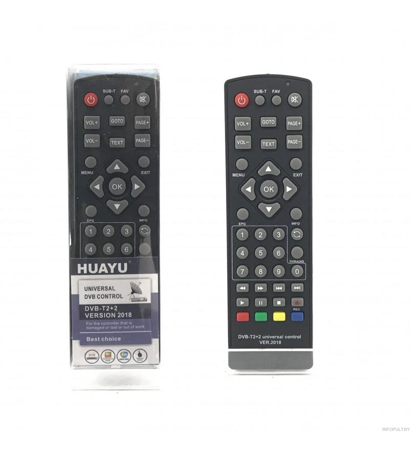Huayu DVB T2+2