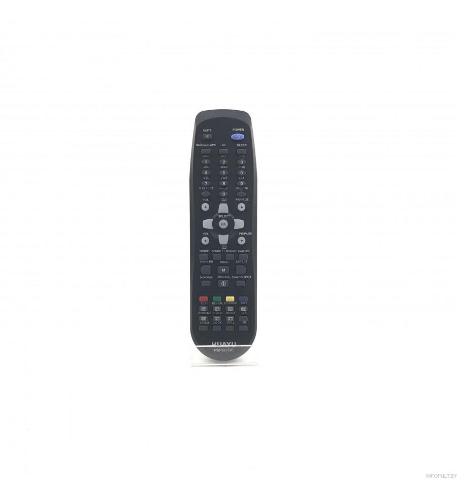 Пульт Huayu для Daewoo TV RM-827DC R55G10