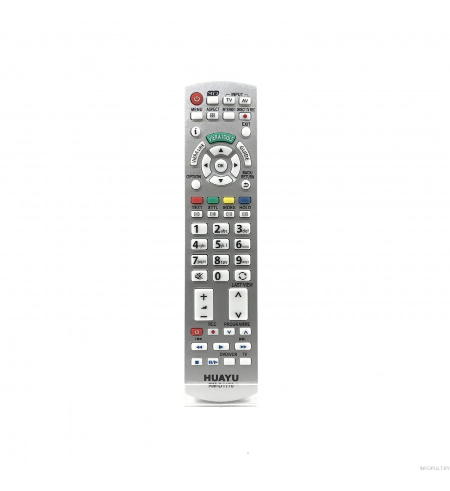 Пульт Huayu для Panasonic RM-D1170 N2QAYB000572 VIERA 3D