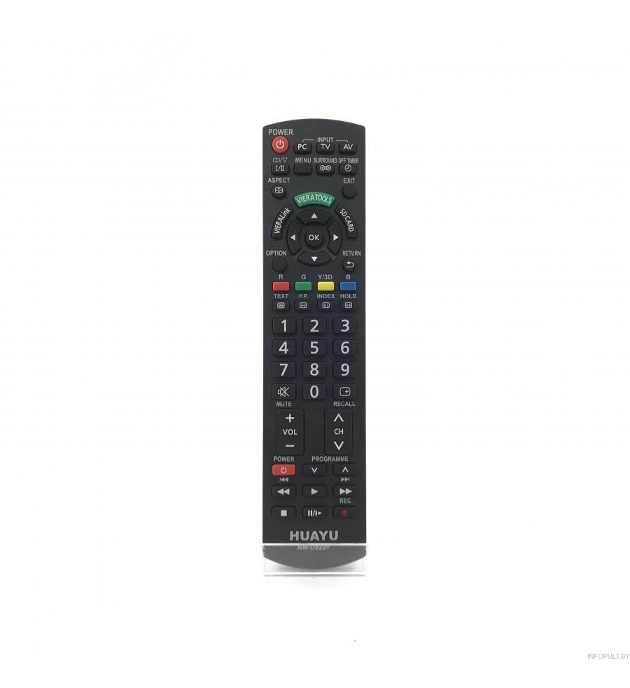 Пульт Huayu для Panasonic RM-D920 + 3D LED TV N2QAYB000399