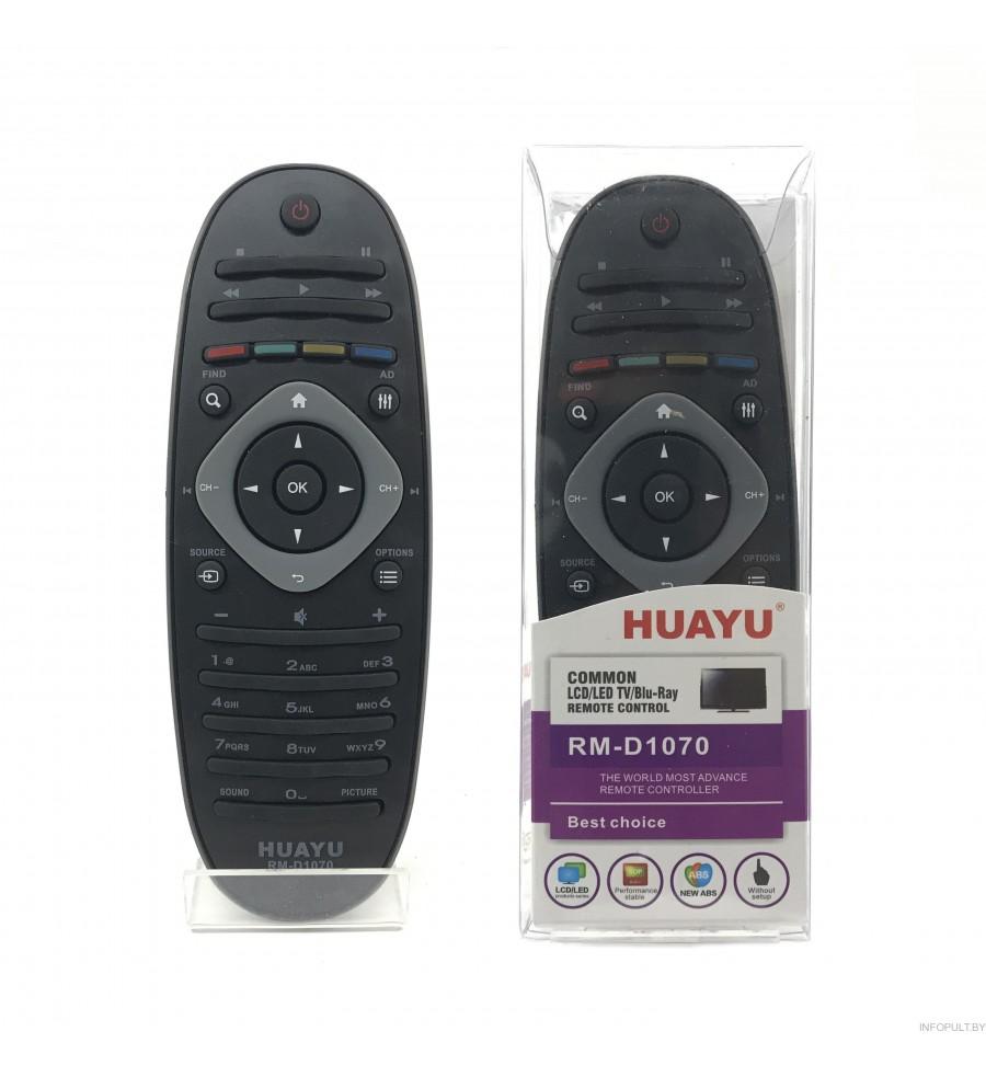 Пульт Huayu для Philips RM-D1070 LCD LED TV 2422 549 90301