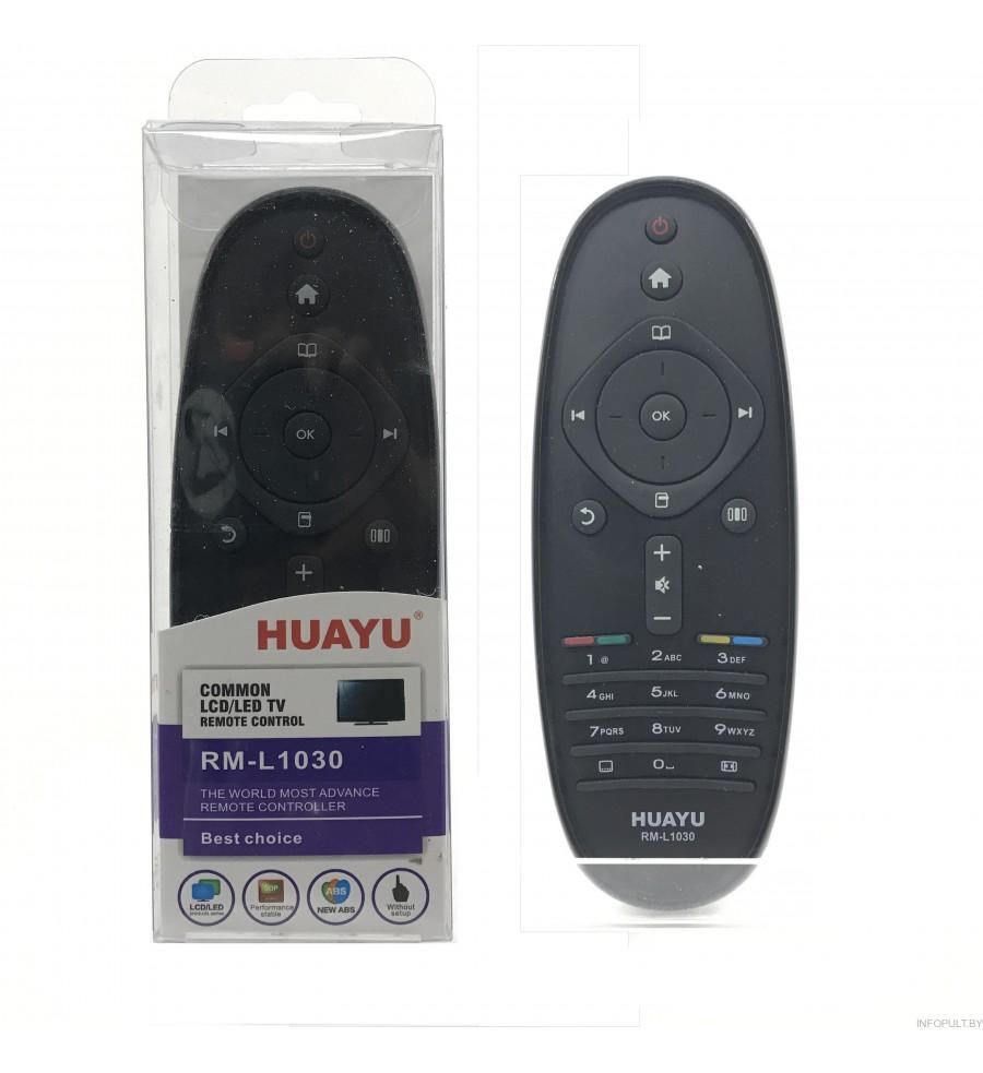 Пульт Huayu для Philips RM-L1030 RC 2422 5490 2543