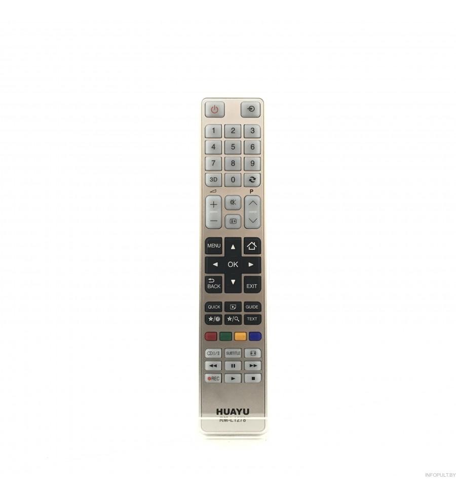 Пульт Huayu для Toshiba RM-L1278 ic CT-8040
