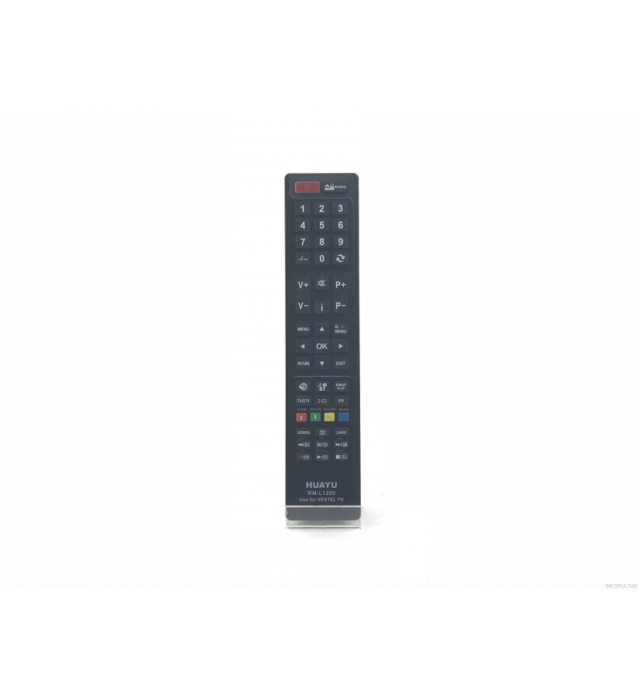Пульт Huayu для VESTEL RM-L1200 LCD LED TV
