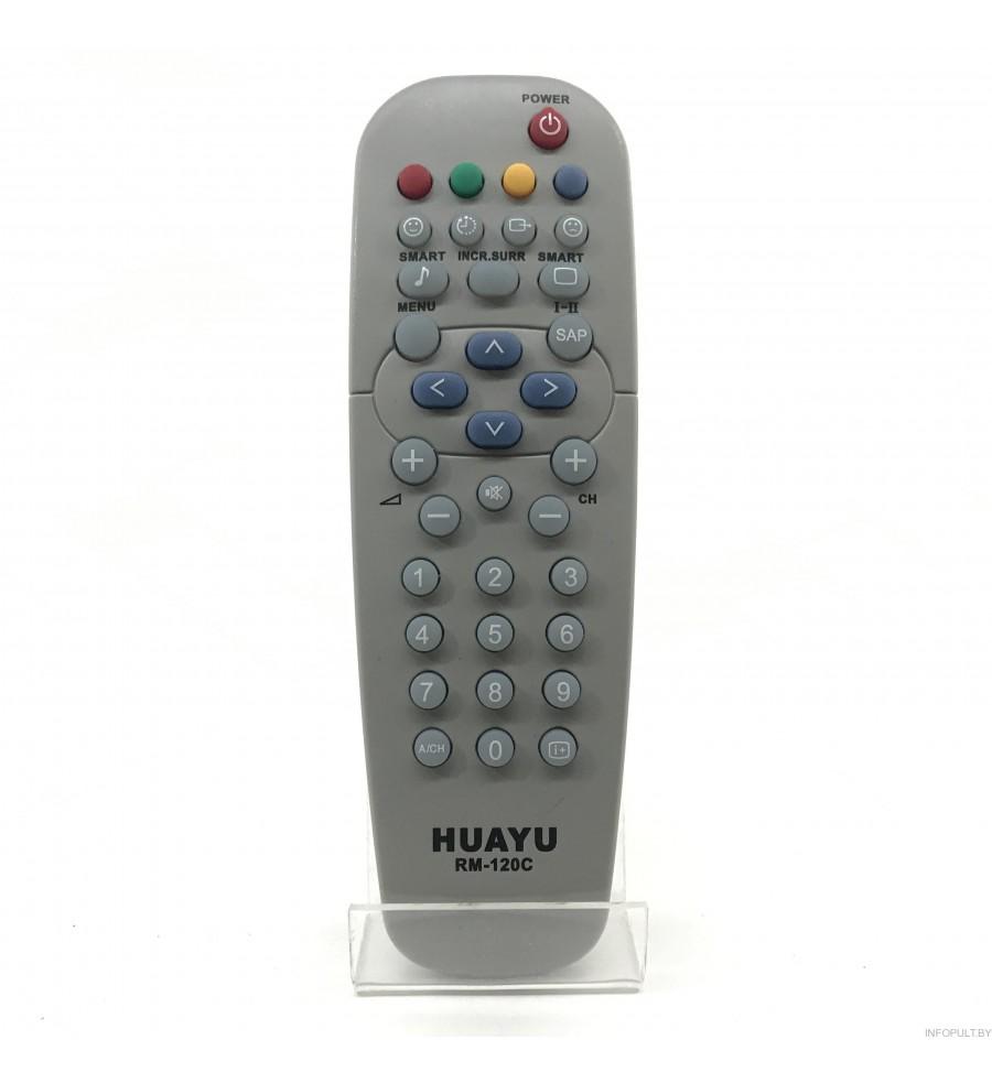Пульт Huayu для Philips RM-120CRC19335003/01