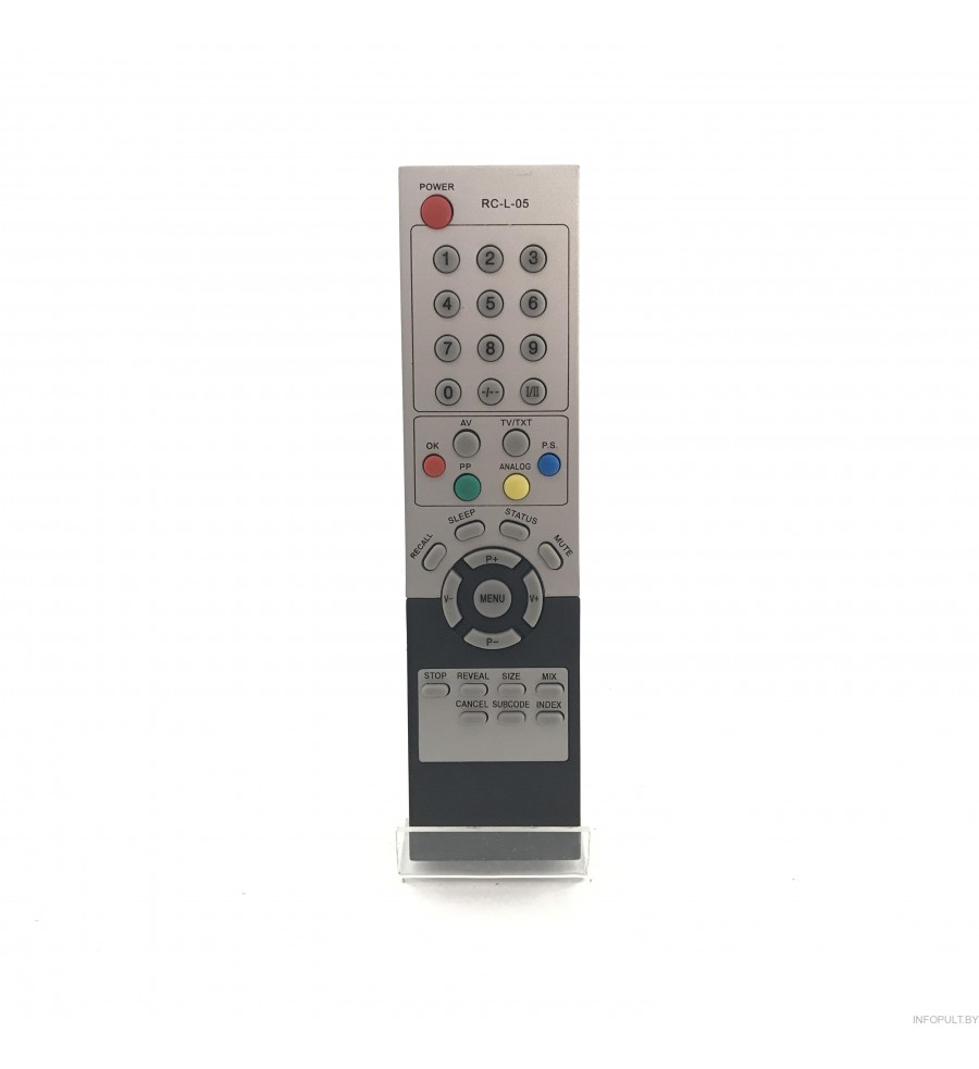Пульт Горизонт RC-L-05 [TV]/SQ