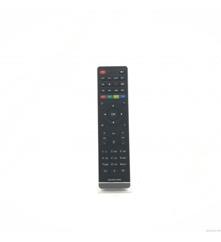 Пульт RedBox Атлант Телеком Mini ic DVB-T2 Delly SAT (RedBox) для приставки