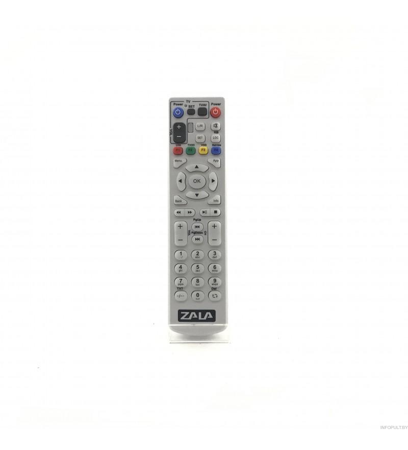 Оригинальный пульт Zala IP TV (белый)