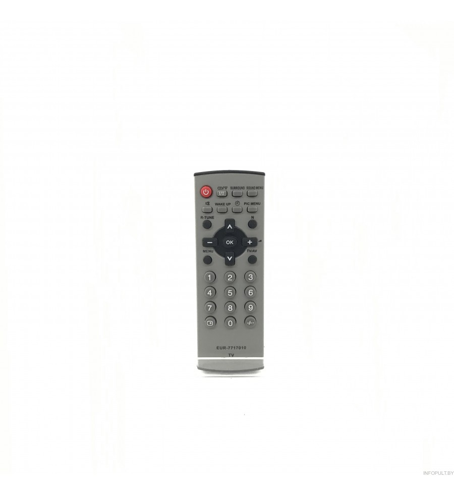 Panasonic EUR7717010 ic