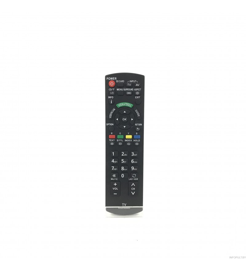 Пульт Panasonic N2QAYB000604 ic VIERA LCD TV