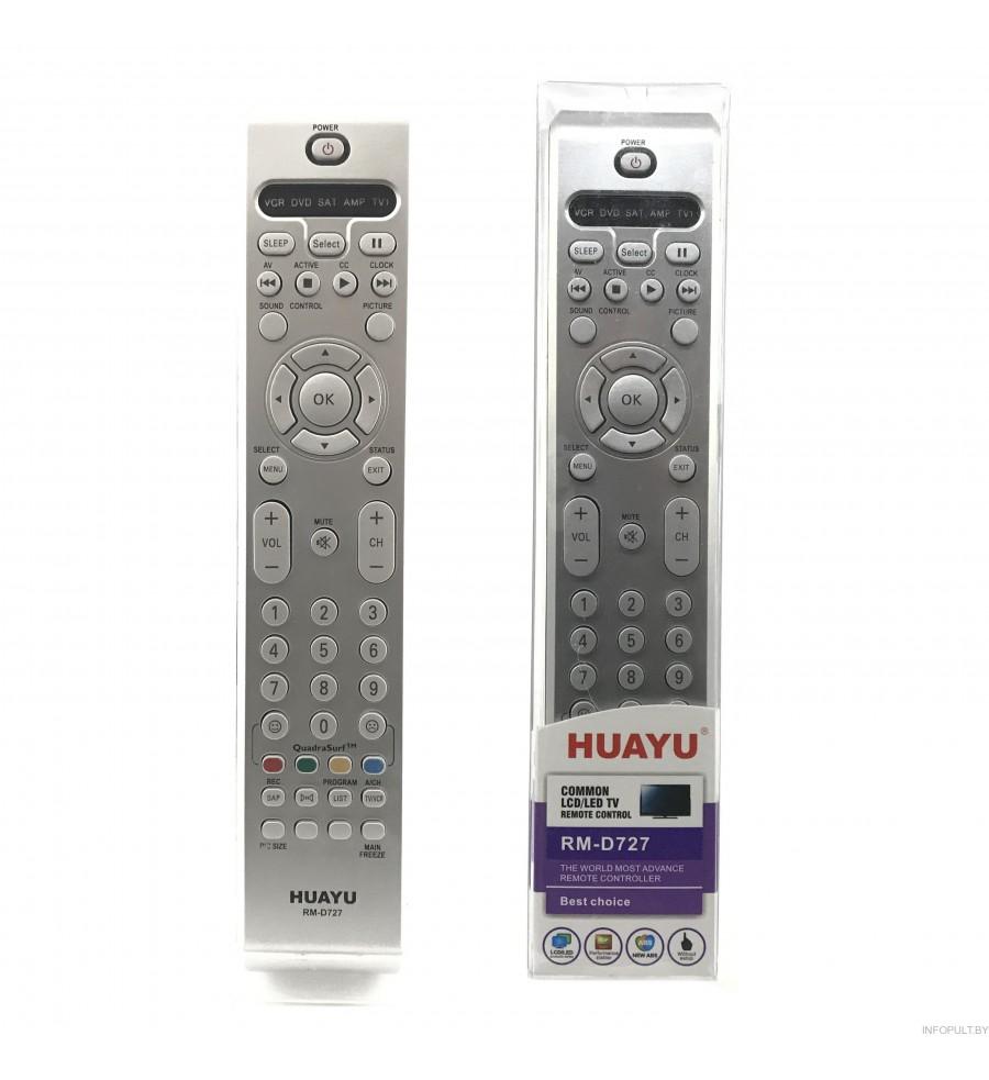 Пульт Huayu для Philips RM-D727 RC-4344