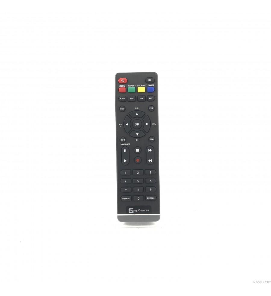 Пульт ДУ для DVB-2 ресивера DORRADO APA-302 APA-341
