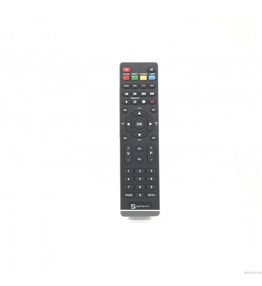 Пульт ДУ для DVB-T2 ресивера FERRIDO APA-040