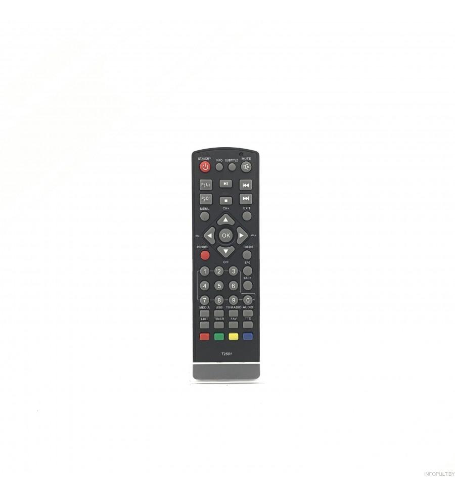 Пульт BBK RC0105 DVB-T2 (STB-105) HD/SkyVision T2501