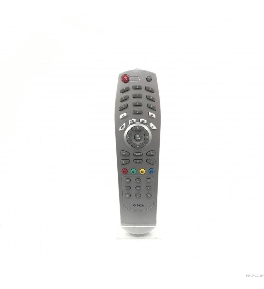 Пульт Topfield KOR K 4502A/CONTINENT TV SAT1/TP009/TF6000F ic sat