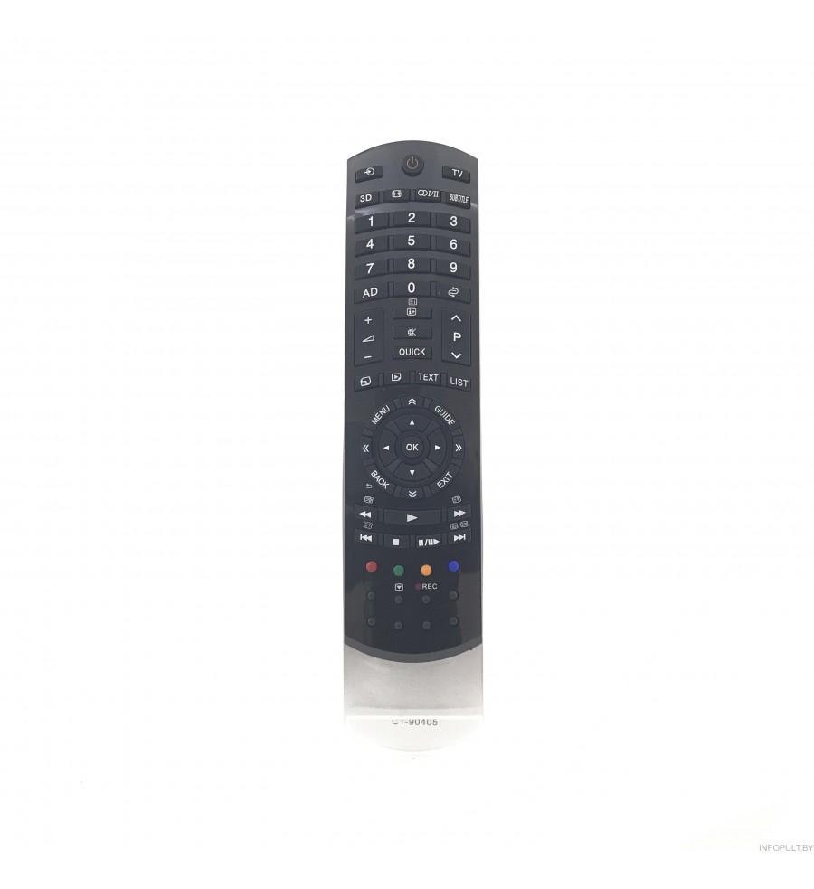 Пульт Toshiba CT-90405 3D ic LCD TV