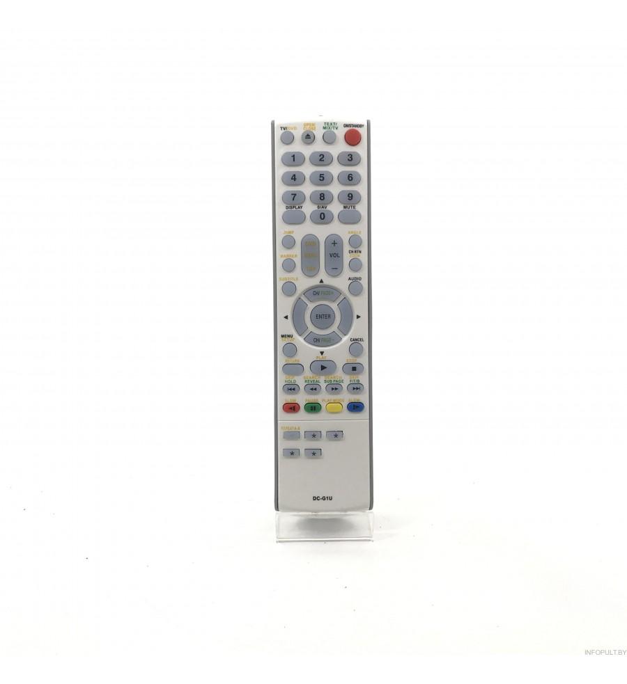 Пульт Toshiba DC-G1U/TV+DVD VTD15FSR