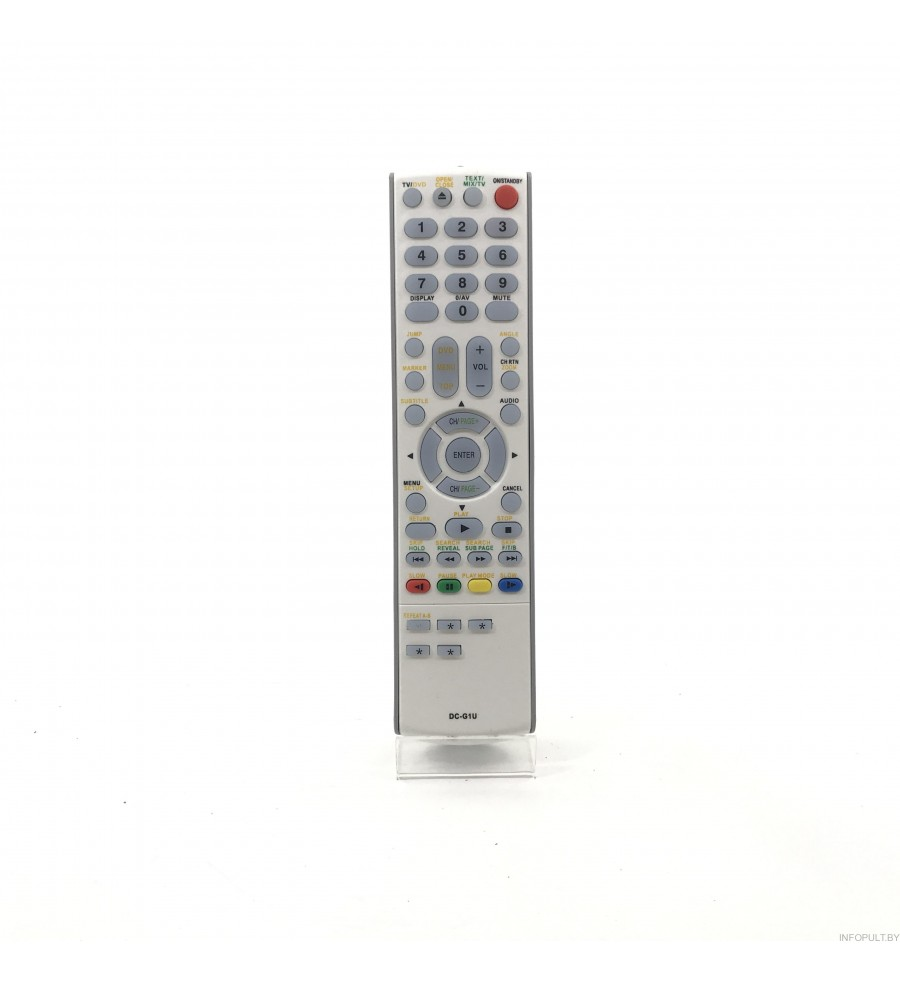 Toshiba DC-G1U ic TV+DVD VTD15FSR