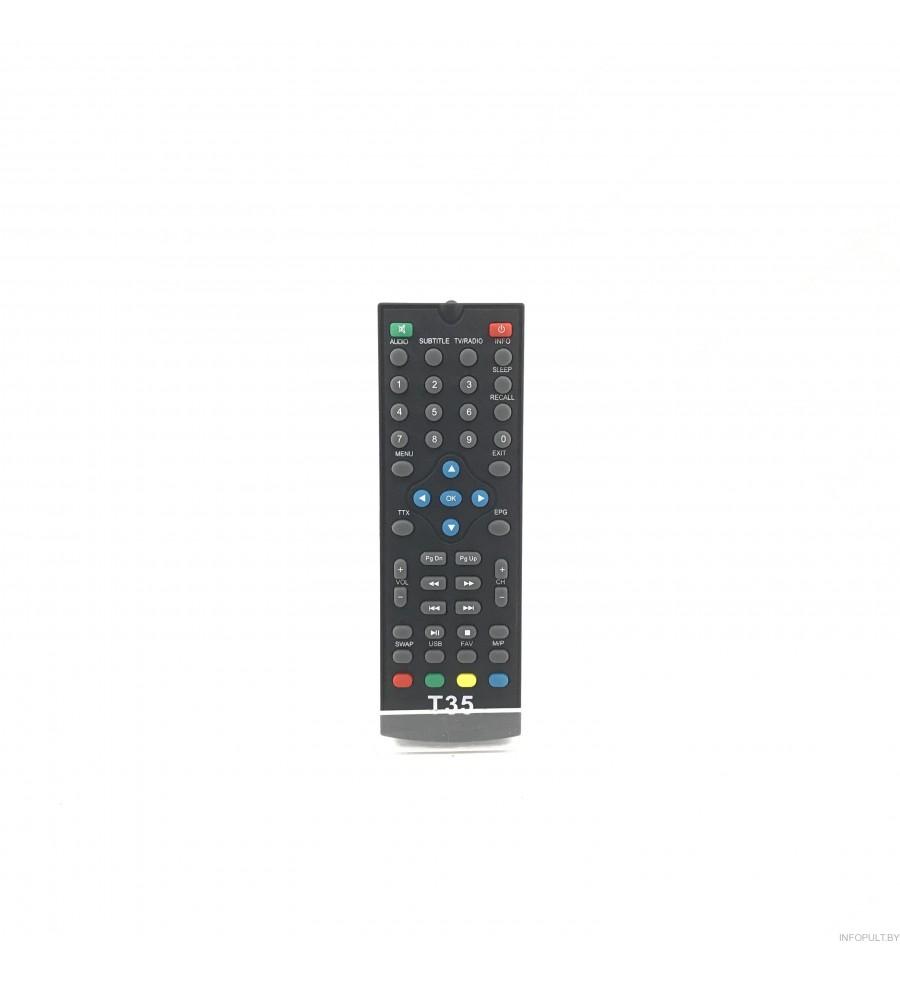 Пульт World Vision (Horizont) T35 T55 ic DVB-T2