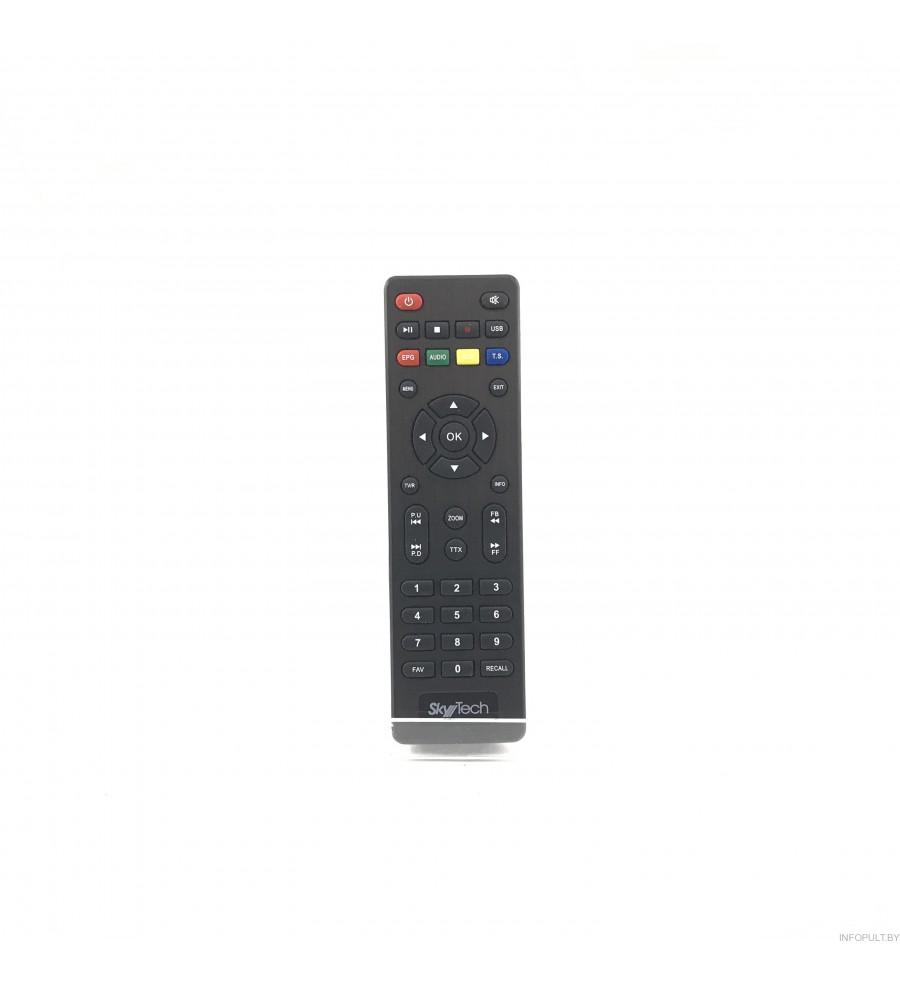 Пульт для SkyTech 157 HD DVB-T2