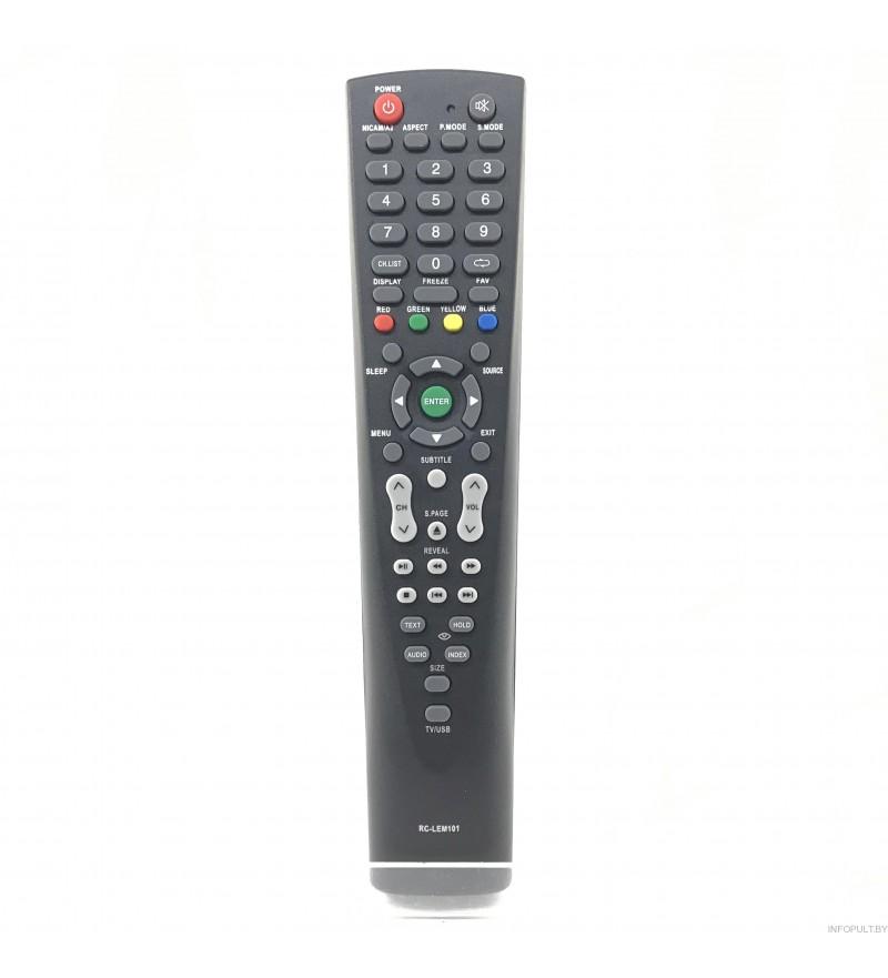 BBK RC-LEM101 LCD TV ic