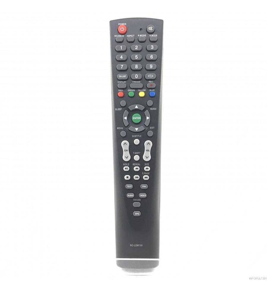 Пульт BBK RC-LEM100 ic LCD LED TV