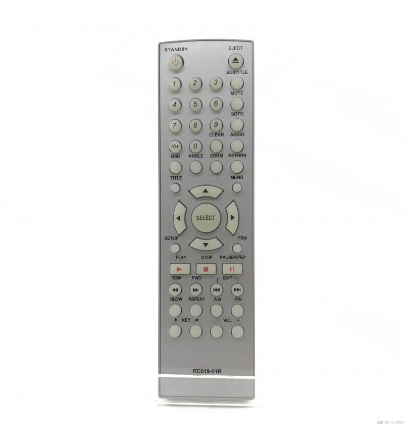 Пульт BBK RC019-01R DVD ic