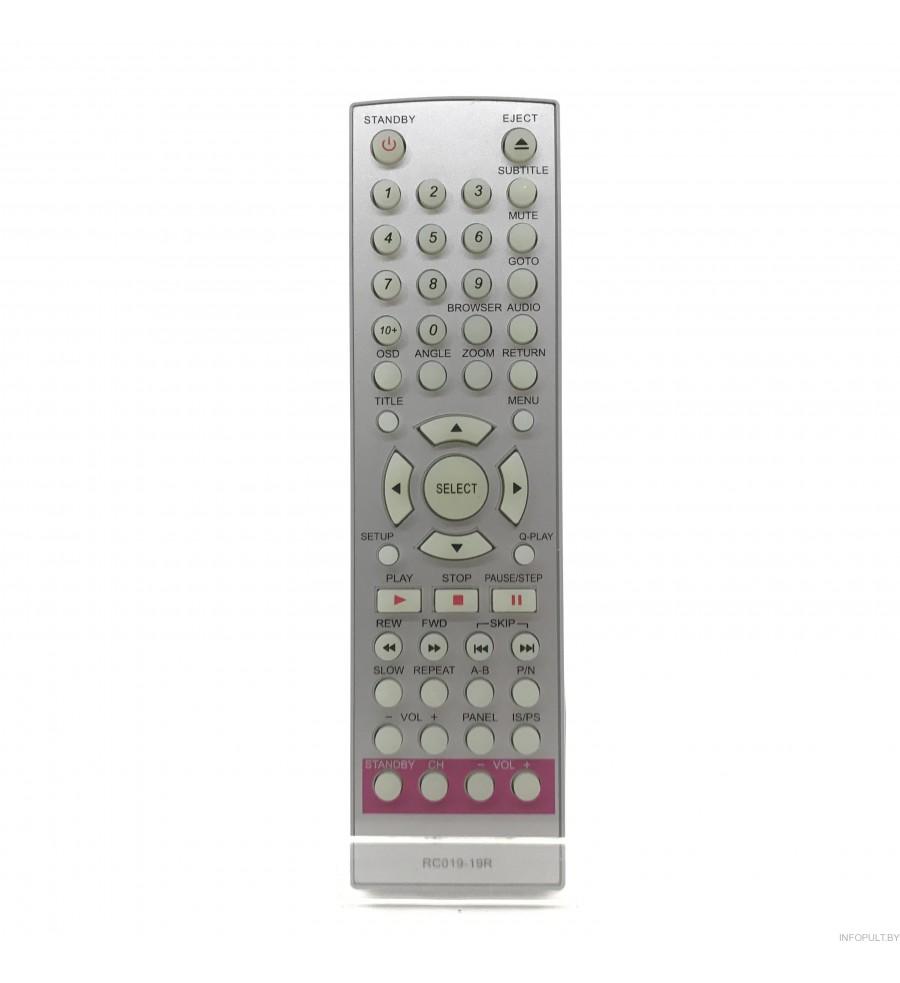 Пульт BBK RC-019-19R DVD