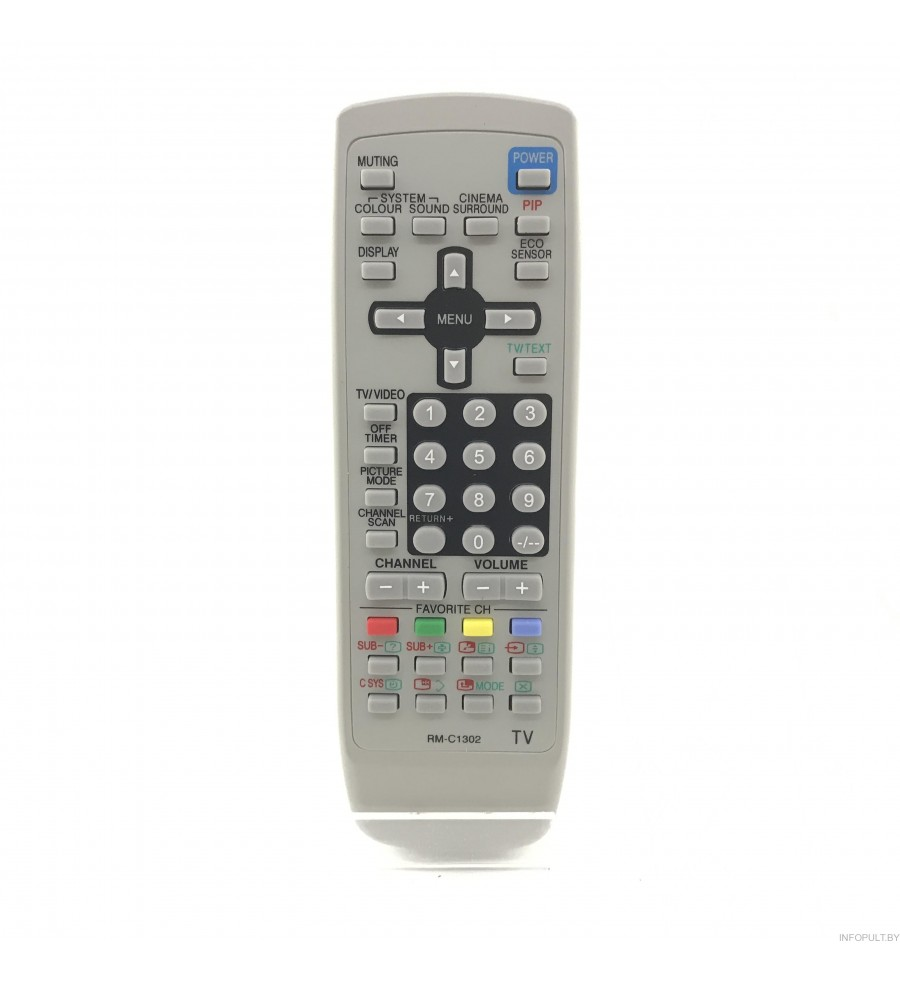 Пульт JVC RM-C1302