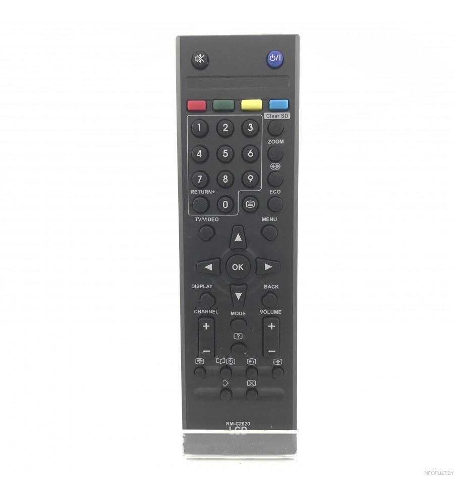 Пульт JVC RM-C2020 ic LCD TV
