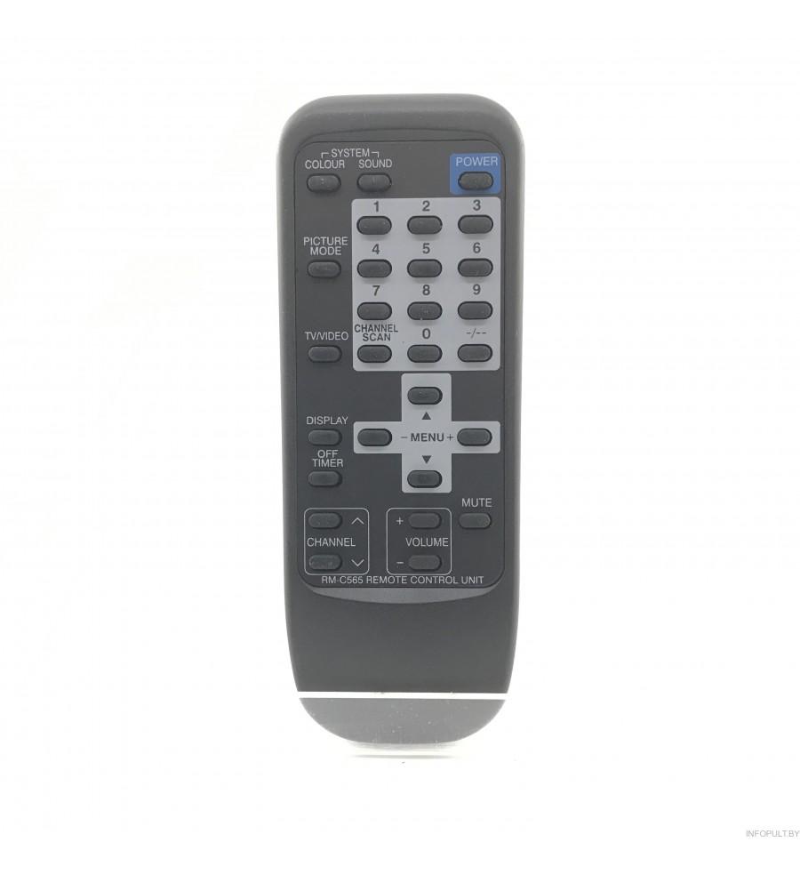 Пульт JVC RM-C565 (ic) AV-K21T