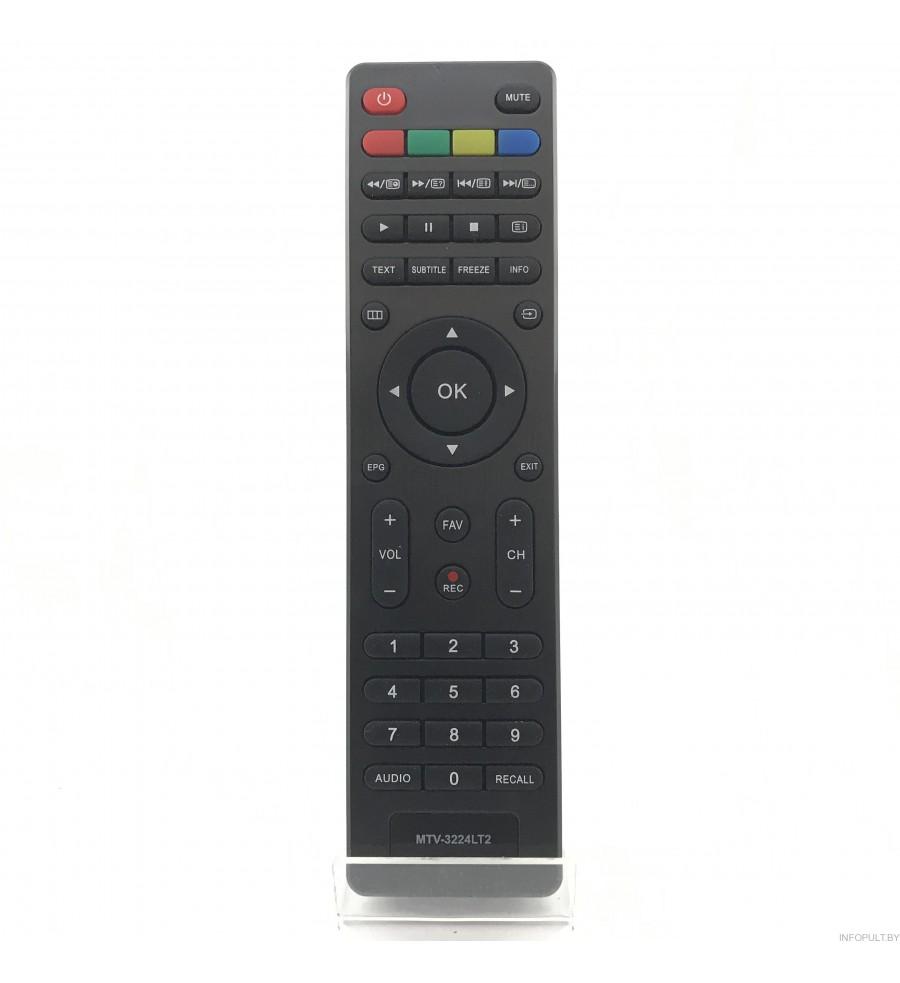 Пульт Mystery MTV - 3224LT2 REO ic TELEFUKEN TF-LED32S37T2