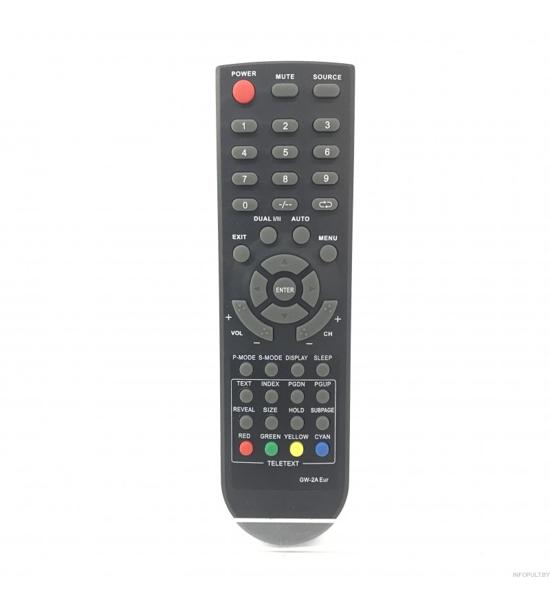 Горизонт (Horizont) GW-2AEUR ic LCD TV