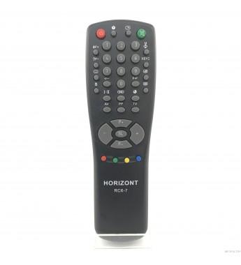 Пульт Горизонт (Horizont) RC-6-7 TV