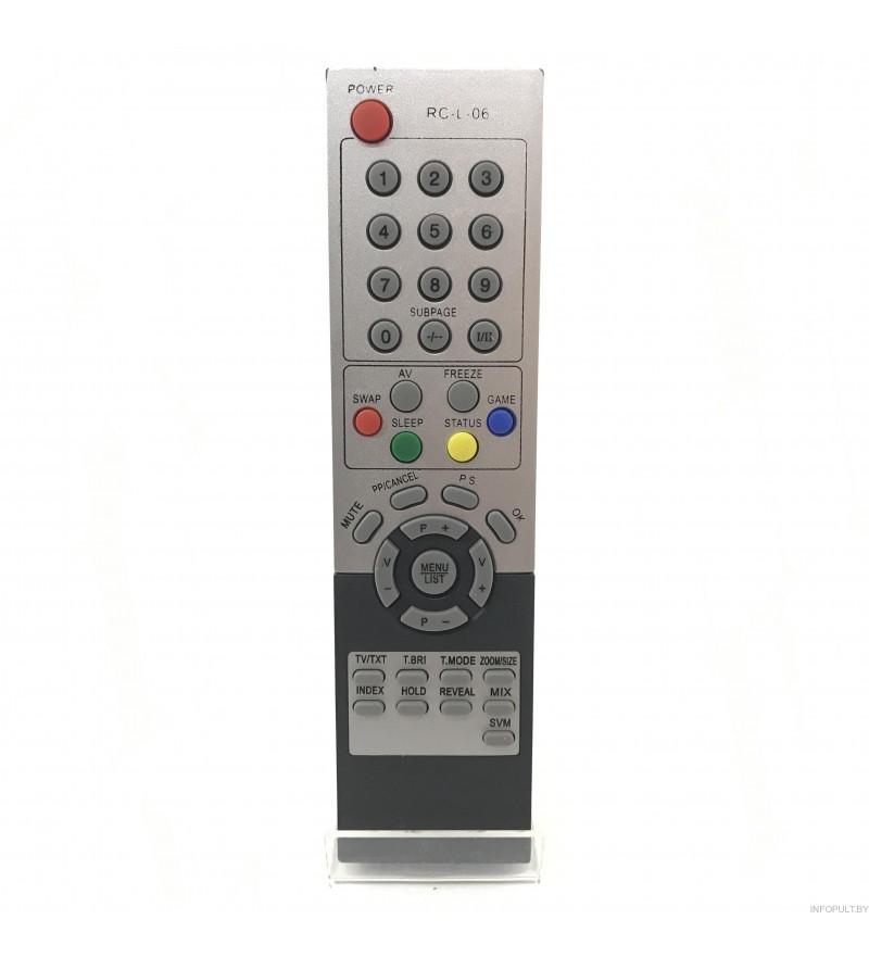 Пульт Горизонт (Horizont) RC-L-06 TV/SQ