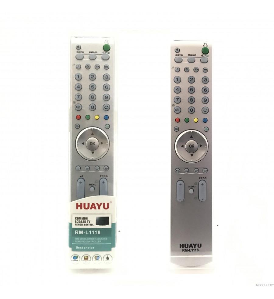 Пульт Huayu для Sony RM-L1118 корпус RM-EA002