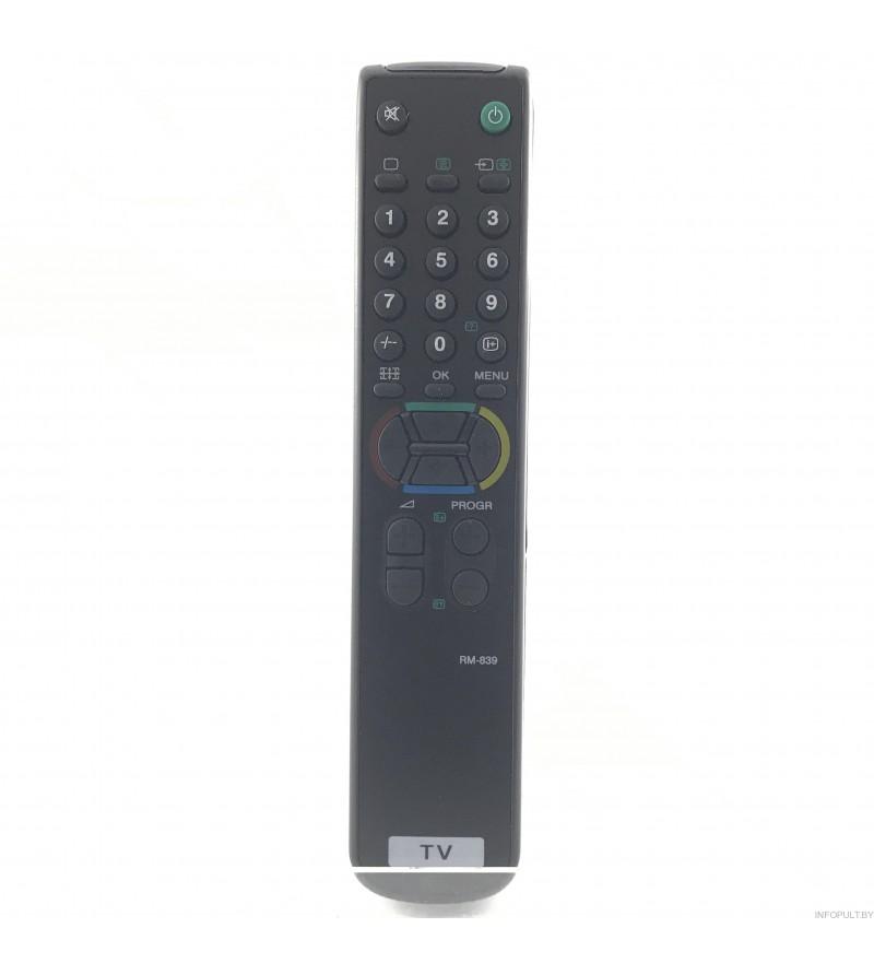 Пульт Sony RM-839/866/883
