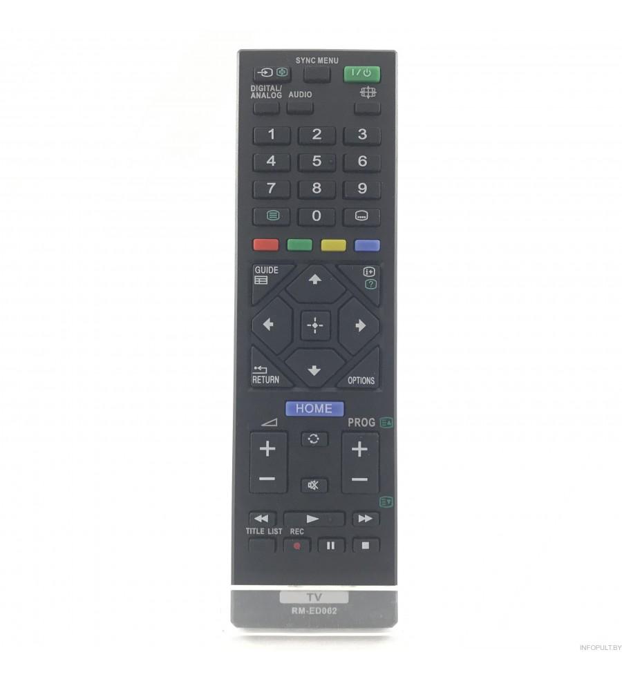 Пульт Sony RM-ED062 ic NEW LCD TV