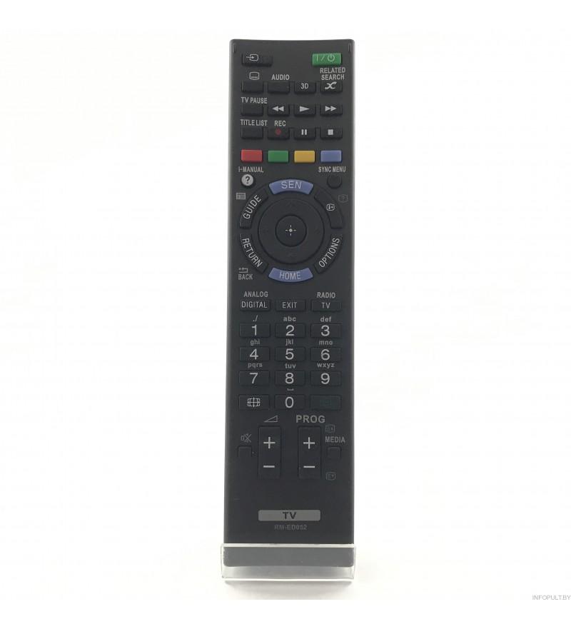 Пульт Sony RM-ED052 ic 3D LCD TV