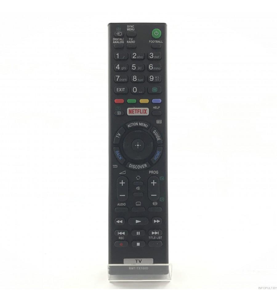 Пульт Sony RMT-TX100D ic