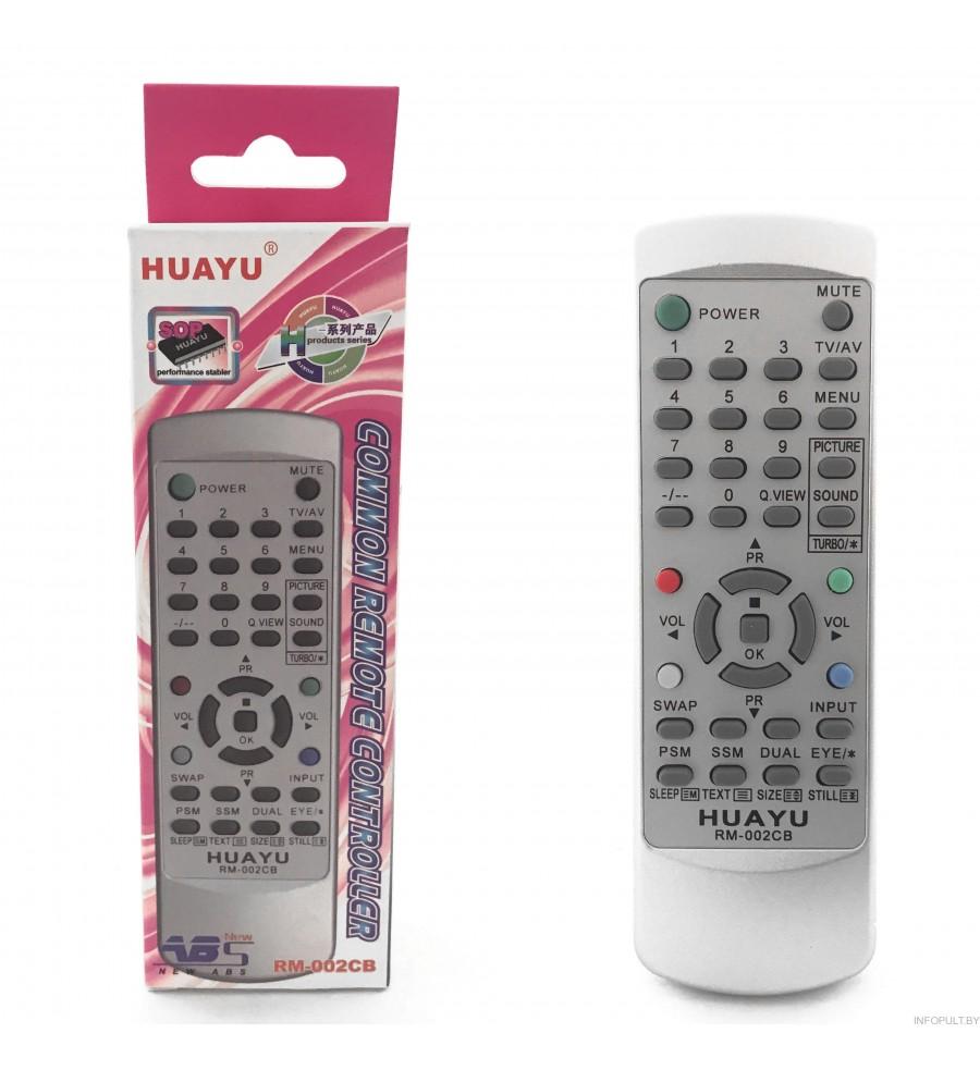 Пульт Huayu LG RM-002CB