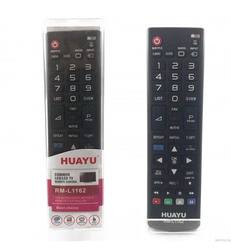 Пульт Huayu RM-L1162 для LG